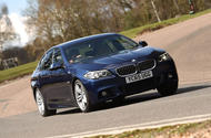 BMW 5 Series 2010-2017 - front