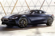 BMW 8 Series Concept leaks online ahead of Lake Como reveal