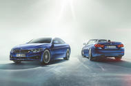 Alpina B3 S and B4 S – power boosted to 434bhp in new range-toppers