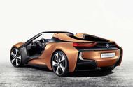 BMW i8 roadster confirmed for 2018