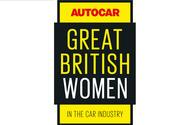 Autocar's Great British Women