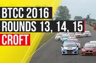 BTCC Croft Autocar video logo