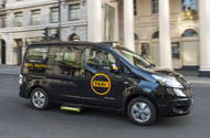 Electric London black cab launches with 187-mile range
