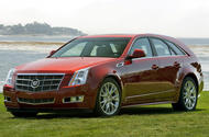 cadillac cts 2009 images 3