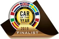 Car of the Year 2019 award logo