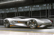 Jaguar Vision GT concept