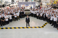 Aston Martin DB11 enters production
