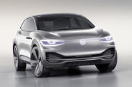 Volkswagen I.D. Crozz concept joins firms electric line-up