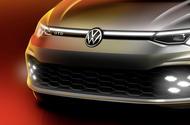 2020 Volkswagen Golf GTD front end render