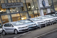 Volkswagen Group diesel trade-in incentives launched in Germany