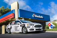 Ford Domino's Pizza