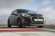 DS 3 Performance long-term test review: taking on a track day