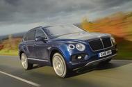 Bentley Bentayga Diesel review