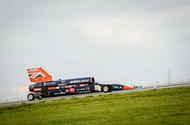 Bloodhound wants electric power for its 600bhp fuel pump
