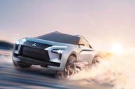 Mitsubishi e-Evolution previews future SUV with artificial intelligence