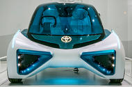Toyota FCV Plus heading to Paris motor show