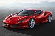 Ferrari F8 Tributo presse officielle - avant de héros