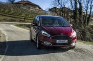 Ford S Max 2018 new diesel engine update