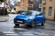 2020 Ford Focus Active X Vignale MHEV - cornering front