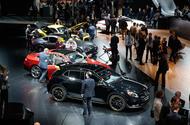 Detroit motor show - Autocar's star cars