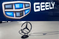 Geely plans to buy Daimler stake