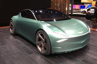 New Genesis Mint concept is quirky electric city car