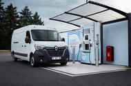 Renault launches hydrogen range-extender in electric Kangoo and Master vans