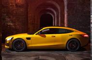 AMG GT 4 saloon targets Porsche and Bentley