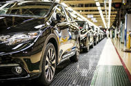 UK car registrations in October show modest growth