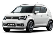 Suzuki Ignis coming back to the UK as city car crossover