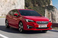 New Subaru Impreza revealed ahead of Frankfurt motor show