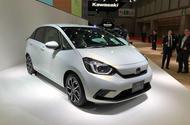 New hybrid-only Honda Jazz unveiled