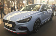 Hyundai i30 N hot hatch revealed with 271bhp performance pack variant