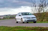VW Polo Beats 1.6 TDI front