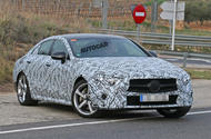 Mercedes-AMG CLS53 to be first of several performance hybrids