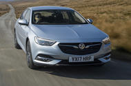 Vauxhall Insignia Grand Sport front