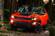Jeep Compass officially revealed