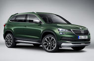 Skoda Karoq Scout confirmed for Paris motor show reveal