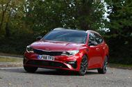 Kia Optima Sportswagon 1.6 Crdi Gt-line S Review