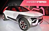 Funky Kia HabaNiro concept previews 2021 Niro
