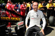 Robert Kubica: there's an 80-90% chance I will return to F1