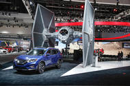 LA motor show 2016 - our star cars
