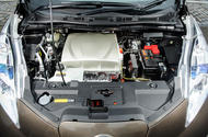 Nissan opens up Leaf battery technology to third parties