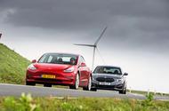 2019 Tesla Modèle 3 vs nouvelle BMW Série 3  Épreuve de force berline: 2019 Tesla modèle 3 vs nouvelle BMW Série 3 luc 3223