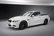 BMW M3 pick-up truck