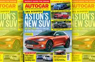 Autocar magazine 15 August – out now