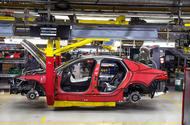 12.9% decline in UK manufacturing builds Brexit concerns