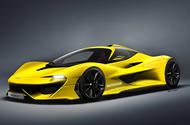 McLaren F1 confirmed for production as 'hyper-GT'