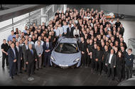 McLaren passes major milestone with production of 10,000th car