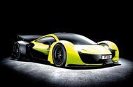 McLaren P1 successor